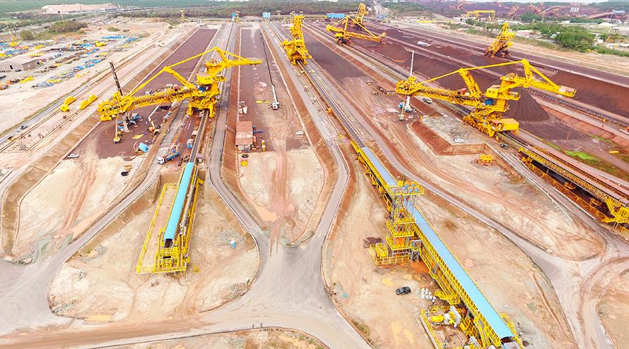 mineração, empresas do setor mineração, empresas do segmento mineração, setor mineração, segmento mineração, economia, macroeconomia
