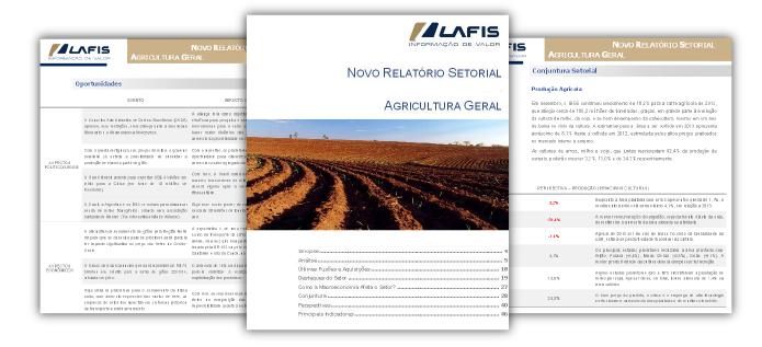 Relatório Setorial Lafis